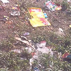 Dirt, Modi, BJP, swaach Bharat, rajat ghosh, director of Photography